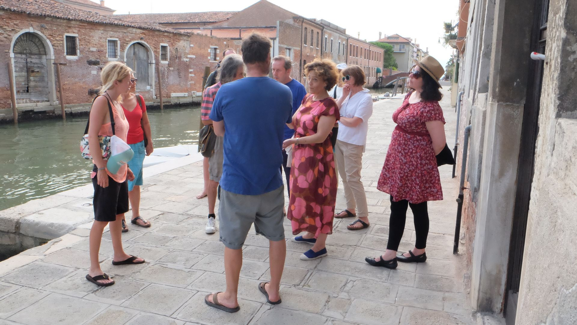 civic walk and talk venice